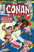 Conan the Barbarian Vol 1 61