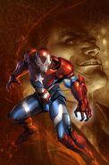 Dark Avengers Vol 1 1 Djurdjevic Variant Textless