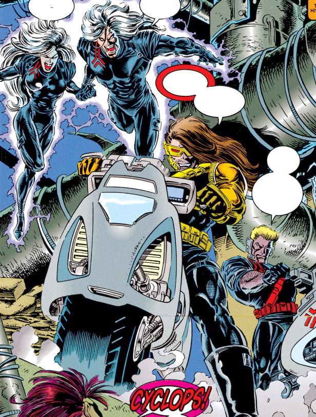 Elite Mutant Force (Earth-295)