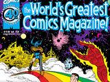 Fantastic Four: World's Greatest Comics Magazine Vol 1 10
