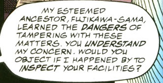 Fujikawa (Earth-928)