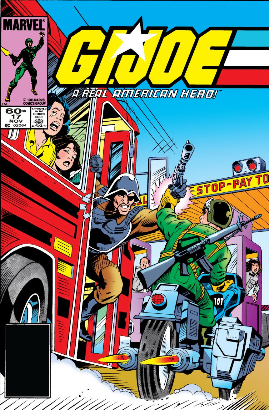 G.I. Joe: A Real American Hero Vol 1 17
