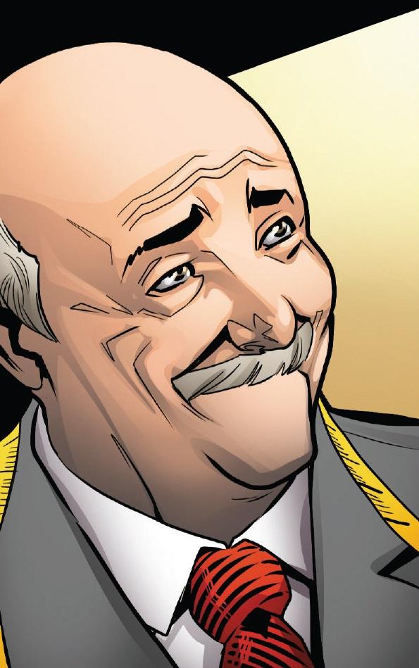 George Wilson (Earth-616)