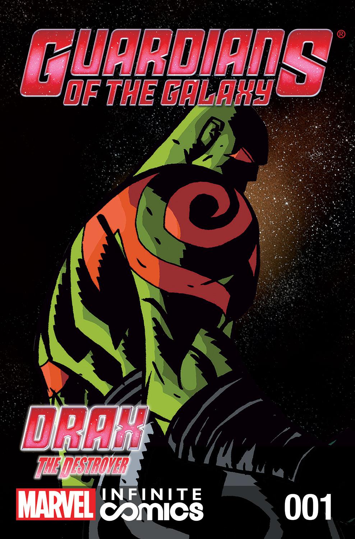 Guardians of the Galaxy: Infinite Comic Vol 1 1