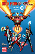 Habit Heroes and Iron Man Vol 1 1