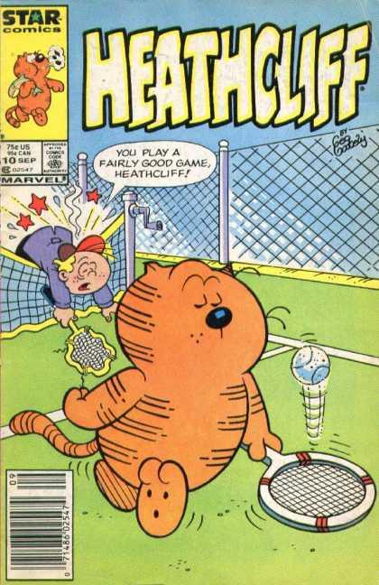 Heathcliff Vol 1 10