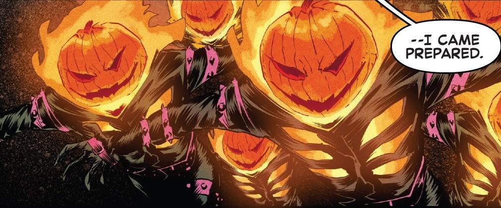 Jack O'Lanterns (Earth-616)/Gallery