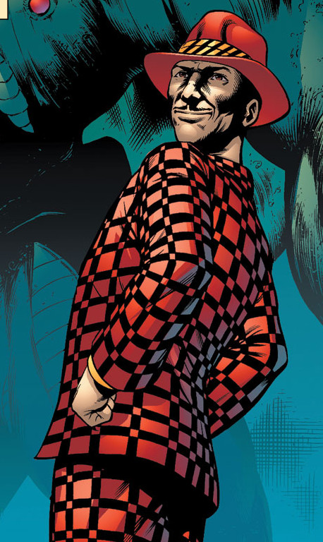 James Jaspers (Earth-616)