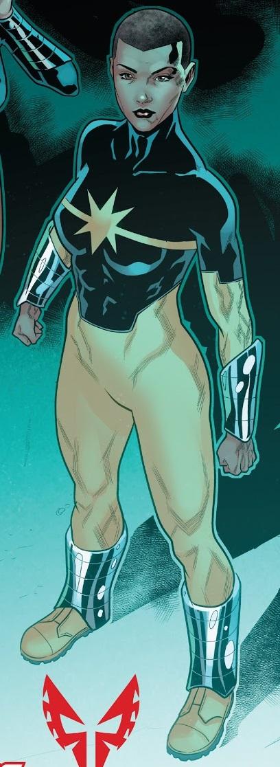 Katherine Power (Skrull) (Earth-TRN590)