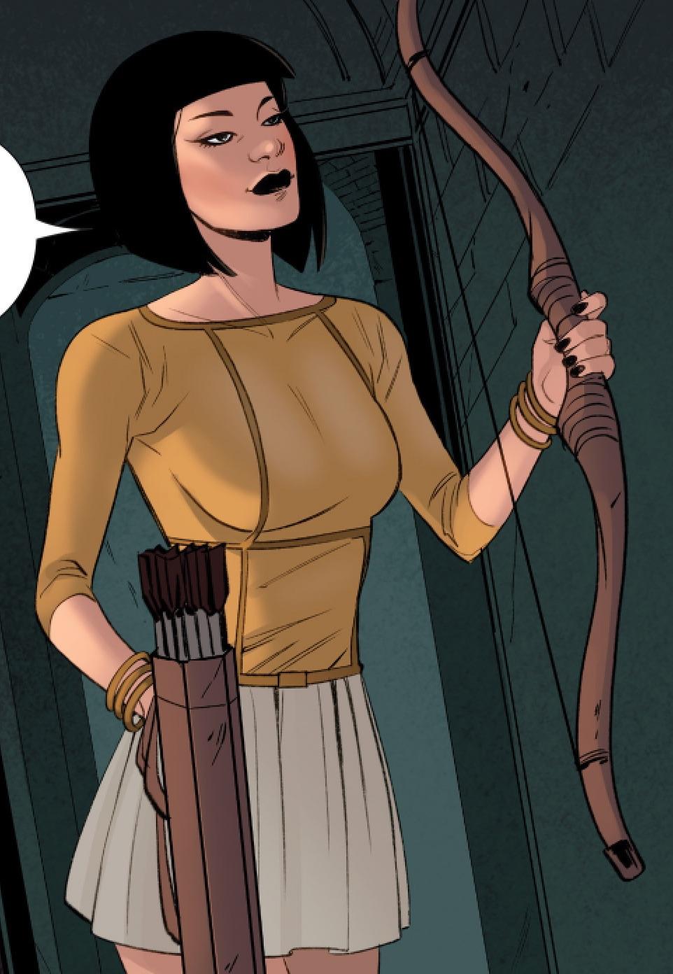 Kayla Kurasawa (Earth-616)