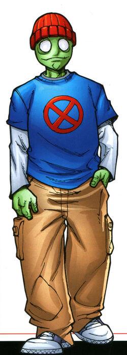 Leech (Earth-616) from Official Handbook of the Marvel Universe A-Z Update Vol 1 5 0001.jpg
