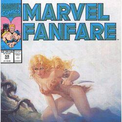 Marvel Fanfare Vol 1 59