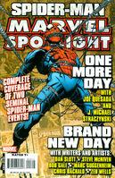 Marvel Spotlight Spider-Man - One More Day Brand New Day Vol 1 1