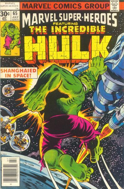 Marvel Super-Heroes Vol 1 65