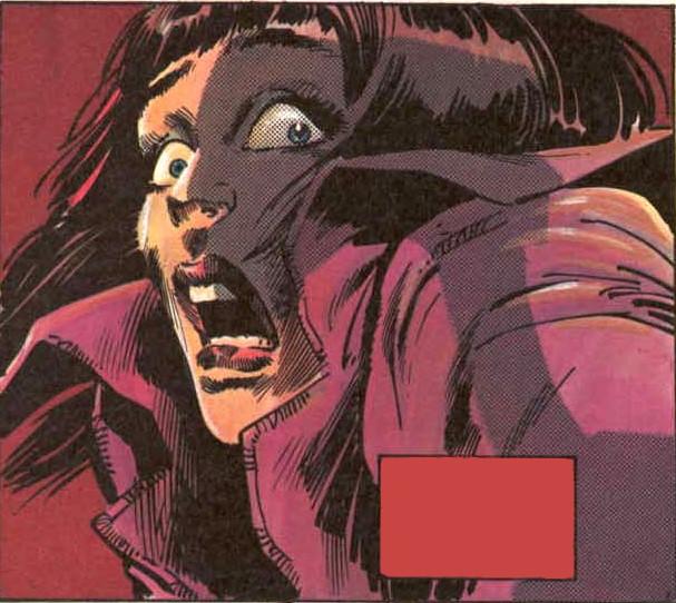 Mary Beddoe (Earth-616)
