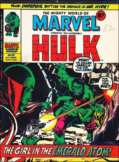 Mighty World of Marvel Vol 1 128