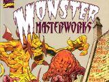 Monster Masterworks TPB Vol 1