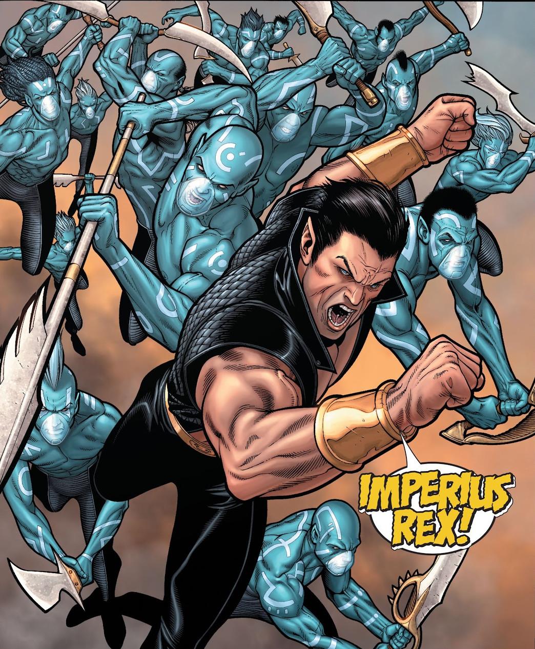 Atlantean Army (Earth-616)