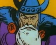 Odin Borson (Earth-600026)