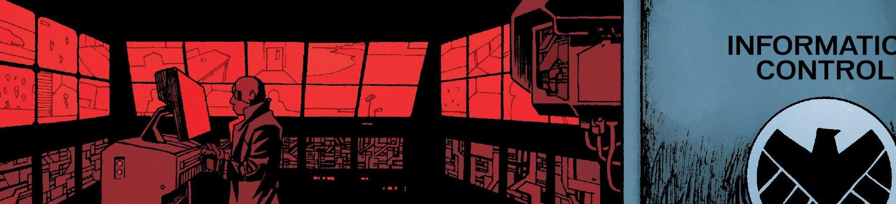 Ogma (S.H.I.E.L.D. Base)/Gallery