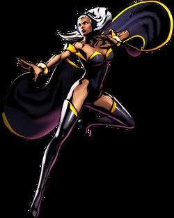 Ororo Munroe (Earth-30847) from Ultimate Marvel vs. Capcom 3 001.png