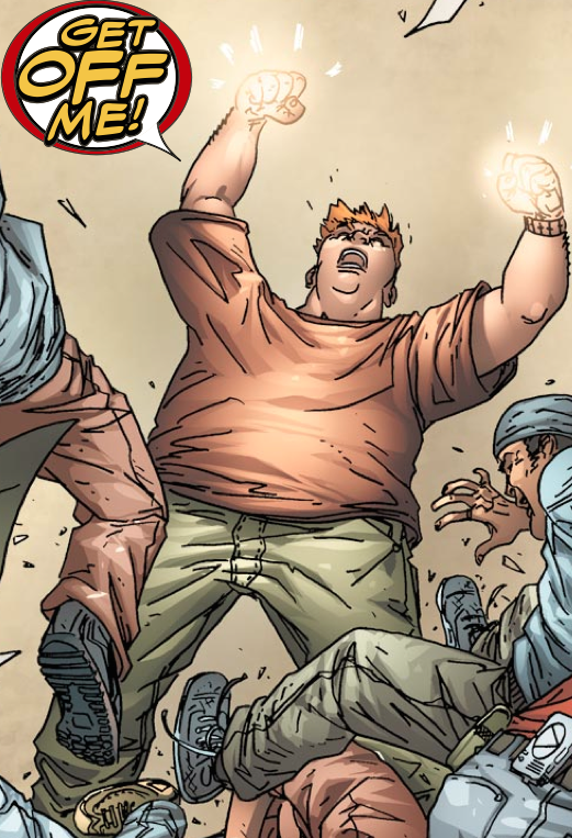 Paul Patterson (Earth-616)