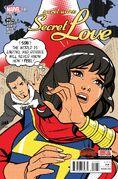 Secret Wars Secret Love Vol 1 1