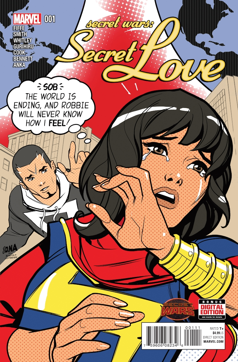 Secret Wars: Secret Love Vol 1 1