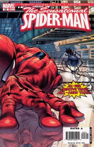 Sensational Spider-Man Vol 2 23