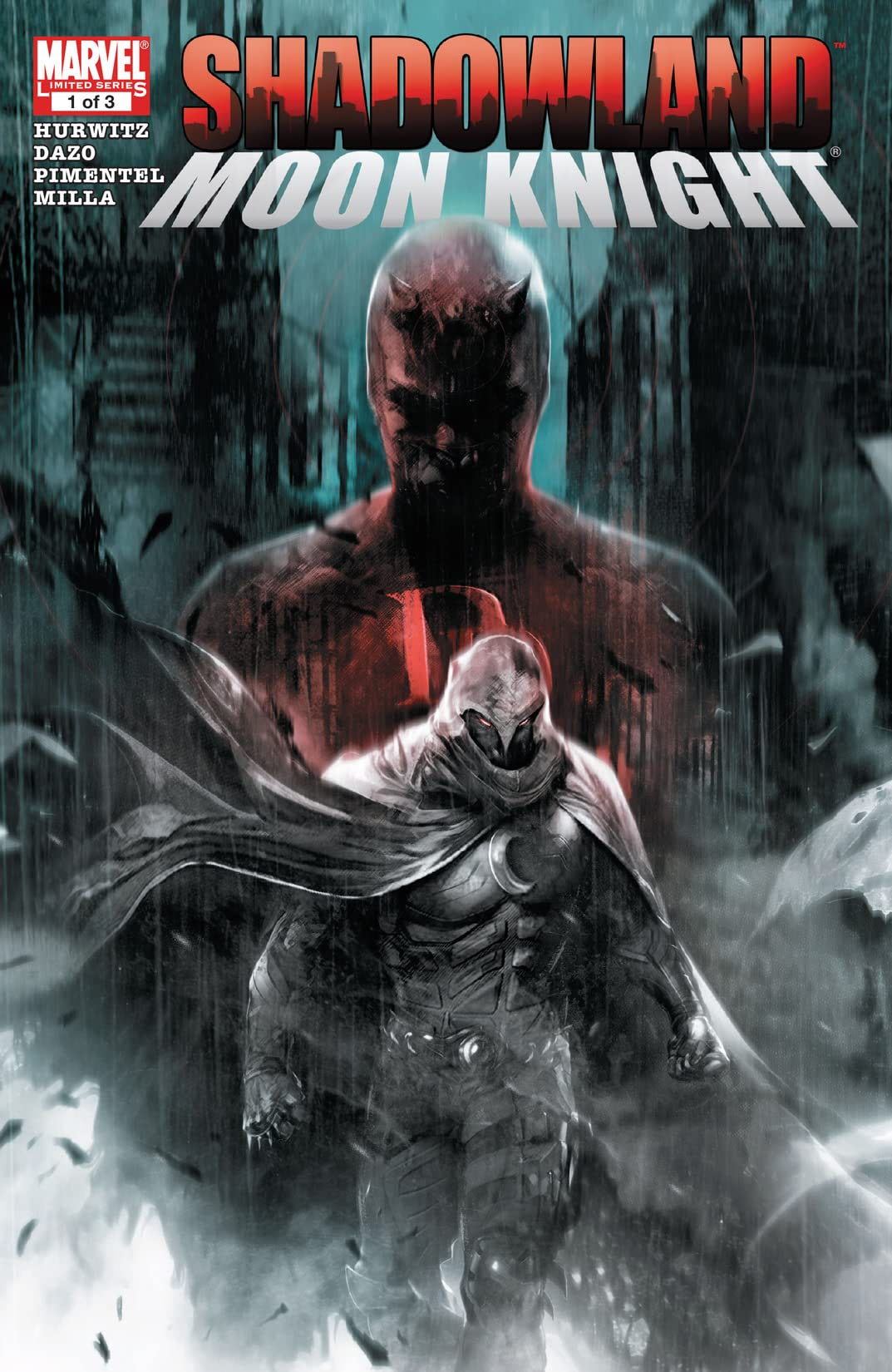 Shadowland: Moon Knight Vol 1 1