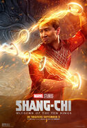 Shang-Chi and the Legend of the Ten Rings poster 009