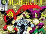 Silver Surfer/Warlock: Resurrection Vol 1 1