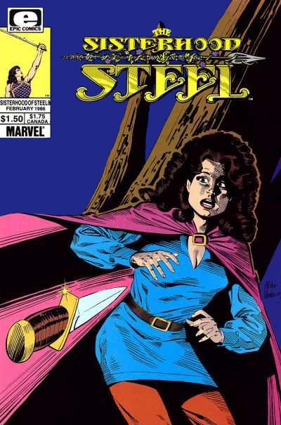 Sisterhood of Steel Vol 1 8