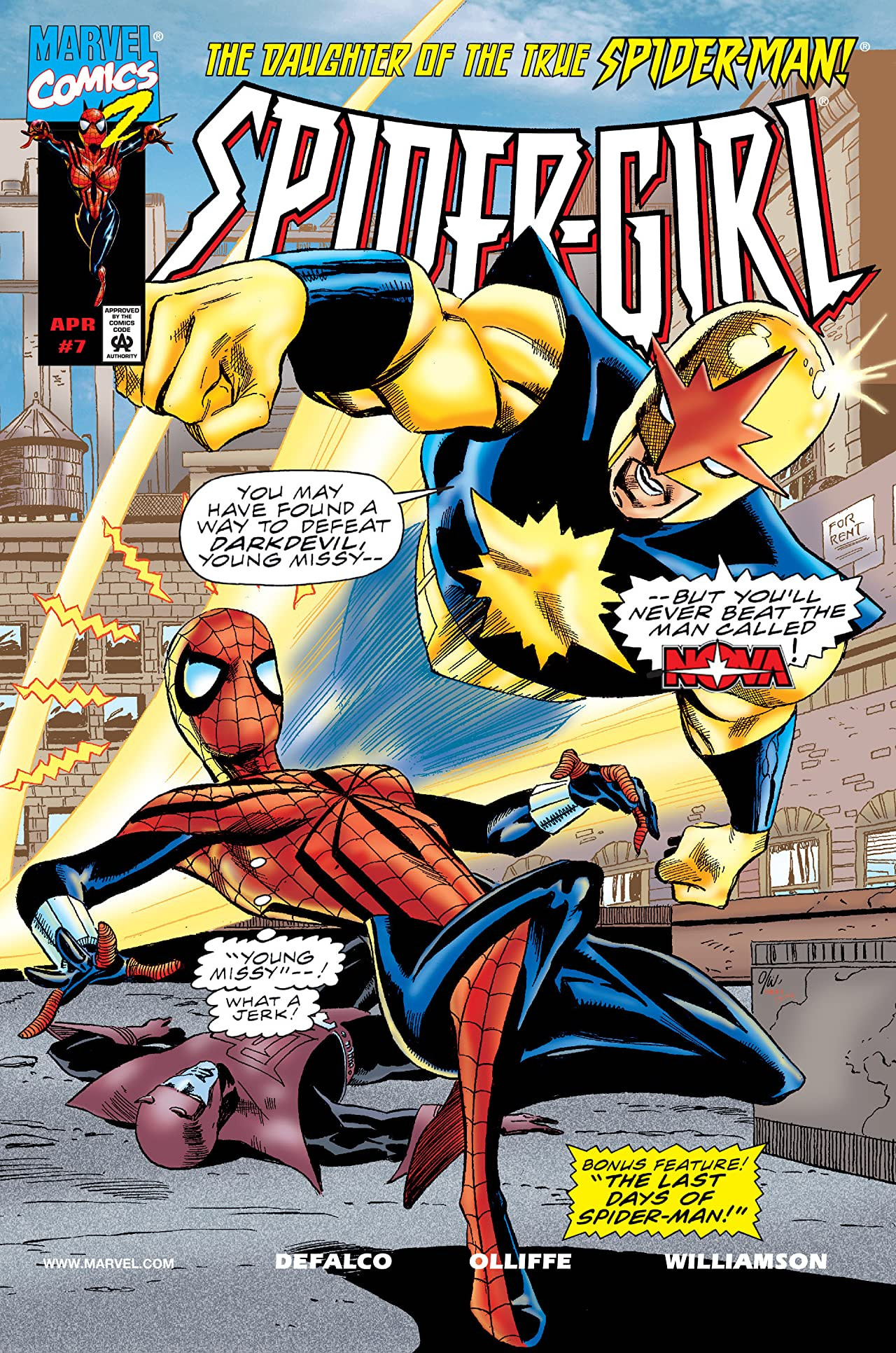 Spider-Girl Vol 1 7
