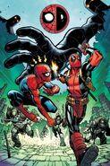 Spider-Man Deadpool Vol 1 13 Textless