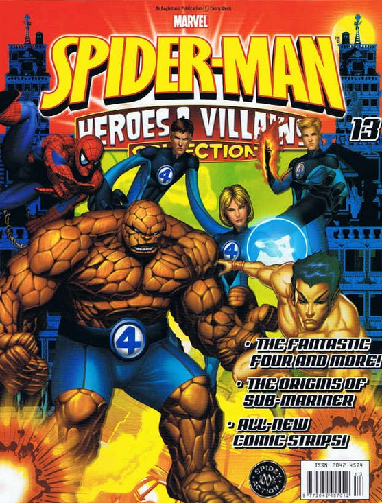 Spider-Man: Heroes & Villains Collection Vol 1 13