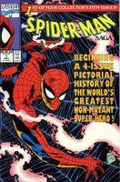 Spider-Man Saga Vol 1 1