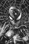 Spider-Man Spider's Shadow Vol 1 1 BTC and Slab City Comics Exclusive Black and White Sketch Variant