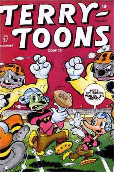 Terry-Toons Comics Vol 1 27