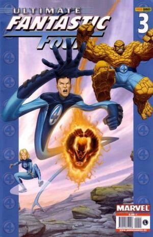 Ultimate Fantastic Four (ES) Vol 1 3.jpg
