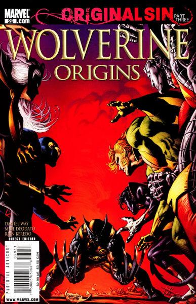 Wolverine: Origins Vol 1 29