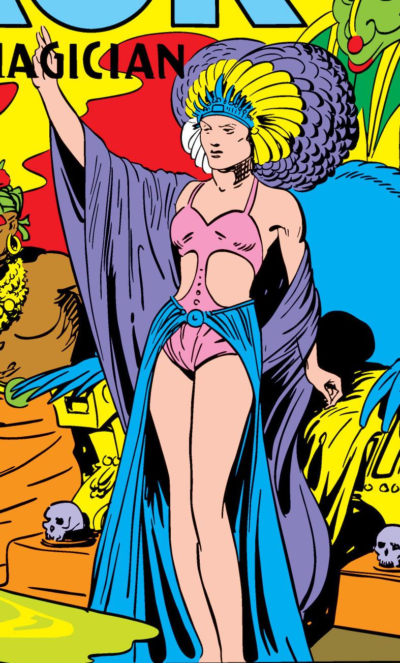 Anna Twisdon (Earth-616)