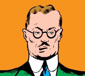Arthur Keen (Earth-616)