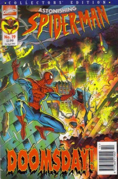Astonishing Spider-Man Vol 1 19