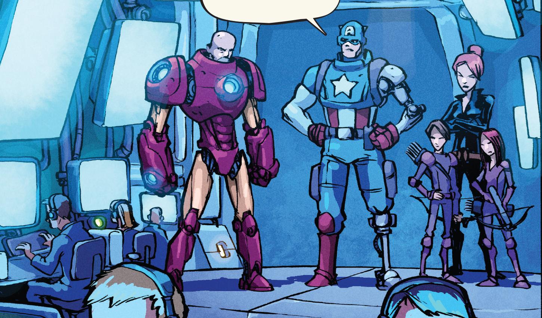 Avengers (Earth-15528)
