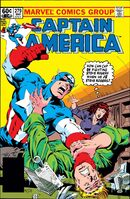 Captain America Vol 1 279