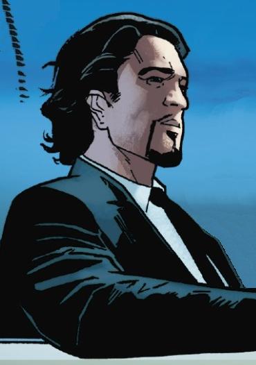 Castillo Drake (Earth-616)