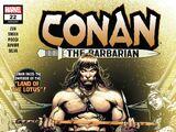 Conan the Barbarian Vol 3 22
