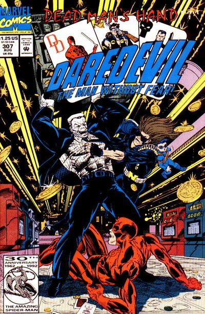 Daredevil Vol 1 307
