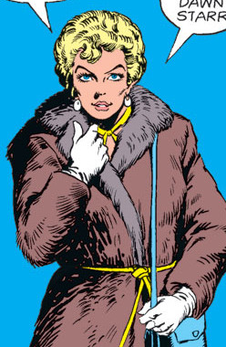 Dawn Starr (Earth-616)